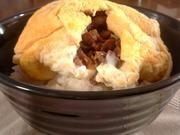 ♥♡カフェ風?甘辛煮DEオム豚丼♥♡の写真