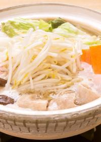 簡単★ちゃんぽん野菜鍋