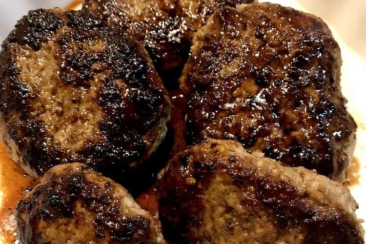 豆腐 ハンバーグ パン粉