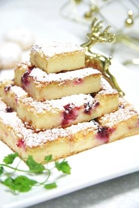 フランボワーズチーズケーキ