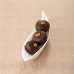 チョコレートマカロン