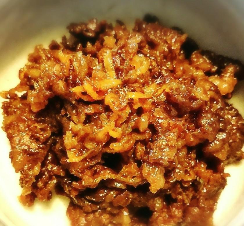 【常備菜】簡単♪牛肉と生姜のしぐれ煮