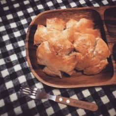 レーズンとバニラの香り★ハーブくるみパン