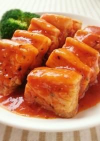 お肉やわらか♡豚肉のトマト煮