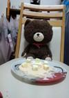 kiriクリームチーズ紅茶アイスケーキ