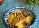 長芋のおかかポン酢炒め