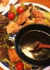 鶏の竜田揚げに!照り焼きのタレ