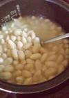 花生湯(台湾のピーナッツスープ)