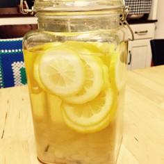 我が家のレモン酢