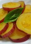 お弁当に煮物♪さつま芋のマーマレード甘煮