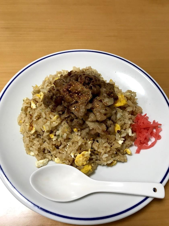 牛丼リメイク炒飯!簡単!