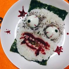 ハロウィン向け料理☆食用血のり