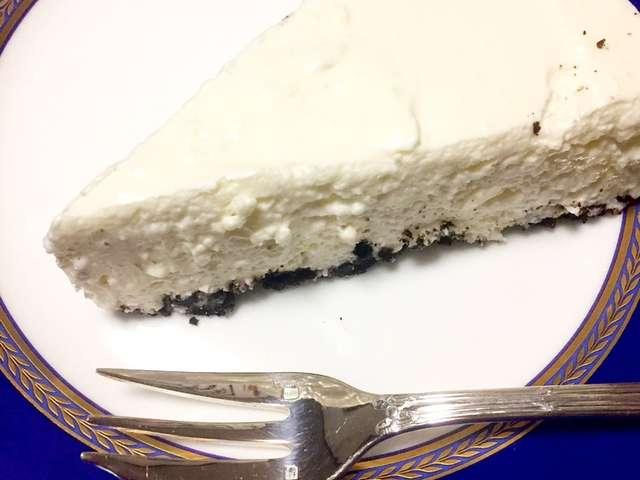 オレオ レアチーズ ケーキ