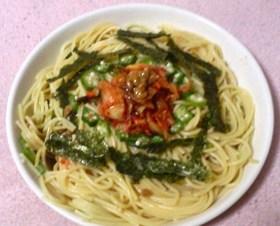 ねばねば☆元気がでるスタミナスパゲッティ