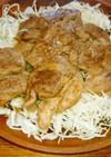 炊飯器で作るラム肩肉のチャーシュー