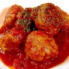 ミートボール☆トマト煮