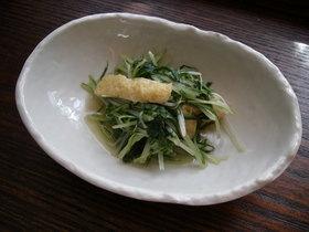 優しいダシの味でほっこり。京風水菜の煮物