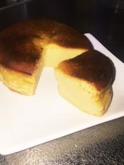 カロリーカット!チーズケーキの写真