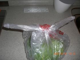 超簡単!野菜の保存法♪