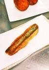 とろんちょチーズ大葉梅秋鮭フライ