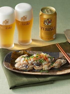 ふっくら蒸し牡蠣