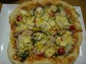 簡単 あるものでピザ