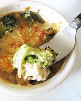 マクロビ風★豆腐のクリームグラタン
