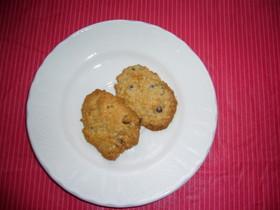 あとを引く★ざくざくオーツクッキー