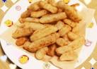 簡単♪長芋でフライドポテト風