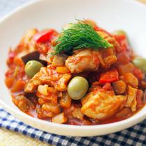 チリンドロン 鶏肉の野菜煮込み