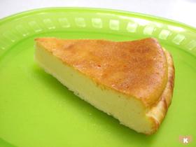 口溶け最高!淡雪ヨーグルトチーズケーキ