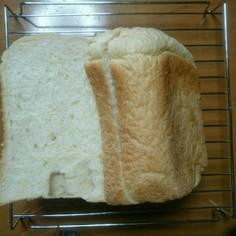 HBで♡シンプルな食パン