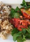 炊飯器で簡単フランス料理 ひき肉リゾット