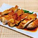 やわらかジュ〜シ〜✤簡単鶏もも肉の照焼き