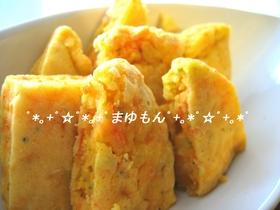 アレルギー対応☆米粉でホットケーキ