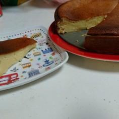 FP混ぜ混ぜ簡単チーズケーキ