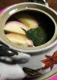 京都のおばあちゃん秘伝の土瓶蒸し