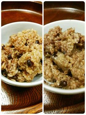 発芽酵素玄米ご飯 寝かせ玄米