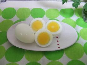 スイッチONでゆで卵♪