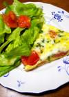 ◆フライパンde簡単ピザ風オムレツ♪◆