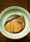 フライパン一つで簡単♬ブリの煮付け♬