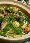 秋刀魚と栗の土鍋ご飯