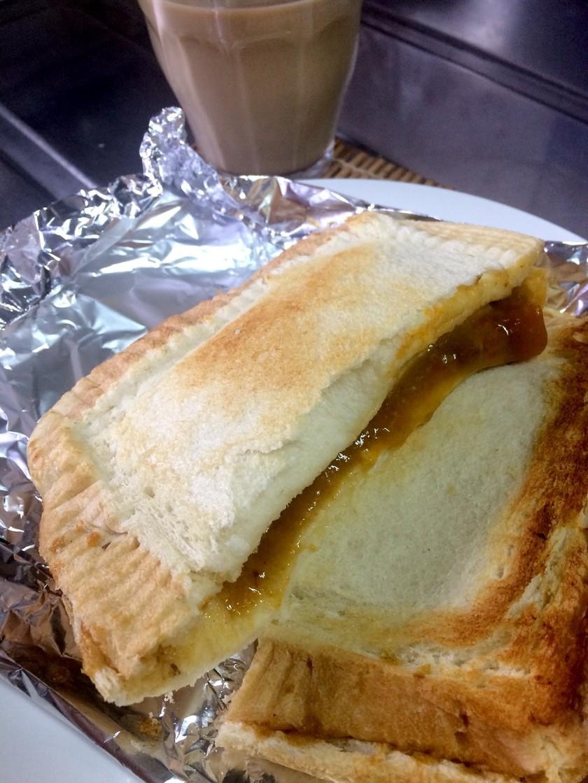 簡単!時短!手軽!焼きチーズカレーパン