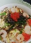 神田家の五目ちらし寿司