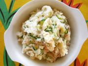 シンプルポテトサラダの写真