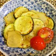 南仏野菜のオリーブオイル炒め☆お弁当にもの写真