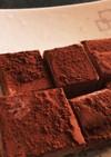 豆腐生チョコアイス