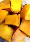 簡単!健康的なかぼちゃの煮付け!