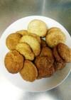 トースターとグリルで!紅茶のクッキー