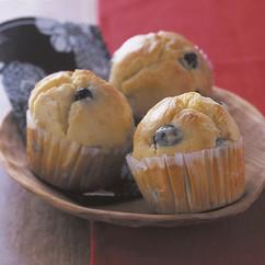 黒豆カップケーキ